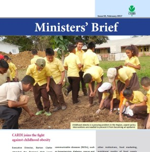 CARDI Ministers' Brief: issue 02, February 2017