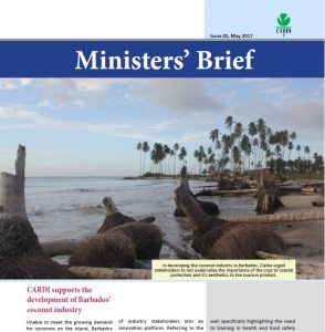 CARDI Ministers' Brief: issue 05, May 2017